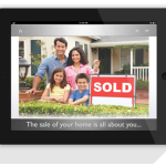 IPad Listing presentation for real estate agents